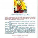 Sveikinimas Lietuvos socialinių darbuotojų dienos proga