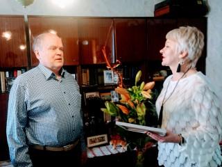 Centras pasveikino p. Jurij Zakabunin gražios 60 metų sukakties proga