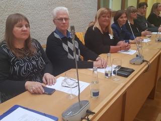 """Apskrito stalo diskusija """"Socialinių darbuotojų padėtis ir perspektyvos Lietuvoje"""""""