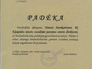 """Pasveikinome """" Klaipėdos viltį"""" su  30-tuoju gimtadieniu!"""
